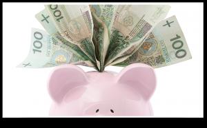 Springfield state bank for Transparent piggy bank money box